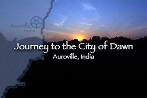 Auroville documentary image